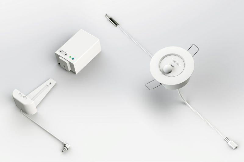 Milu Odourless battery pack and PIR motion sensor