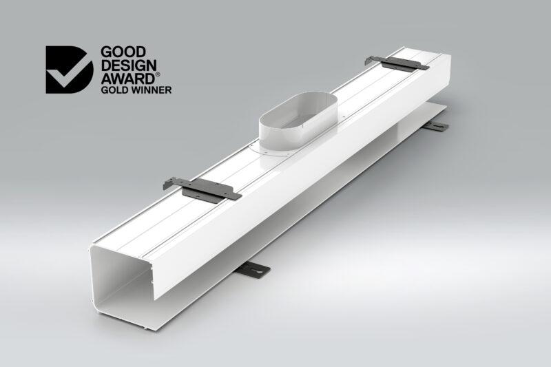Shadowline Diffuser wins Gold at the Good Design Awards